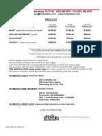 Formulario Petición HASS,COOSA (HRS Systems)