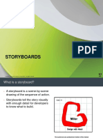 storyboards preso