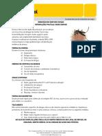 Informacoes Sobre a Dengue