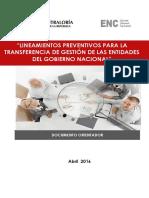 4 Doc Orientador de La CGR Directiva N 003-2016-CGGPROD