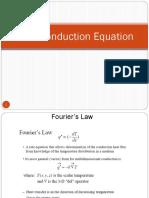 Heat Conduction Equation