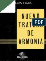 Haba Nuevo Tratado de Armonia (1)