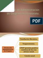 1091530575.Técnicas de Administración de Oxígeno en El Neonato