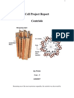 cell project - research paper