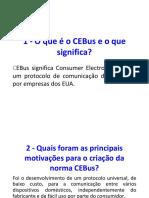 Perguntas CEBus