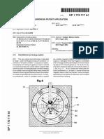 Patente Dispositivo Anti Gravidade
