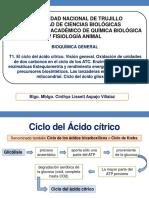 Semana 4. Ciclo Del Ácido Cítrico-CLAV