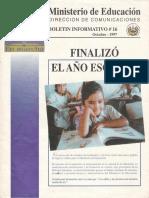 El Salvador Ministerio de Educación
