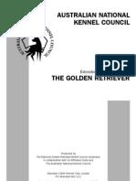 Golden Retriever Extended Breed Standard
