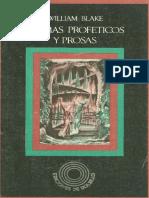 Blake, William - Poemas Profeticos y Prosas.pdf