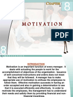 8 Motivation