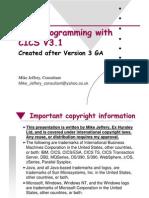 Web Programming With CICS 3.1
