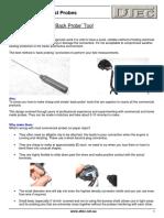 Automotive Test Probe Construction