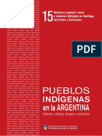 La lengua quichua y el guaraní correntino.