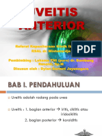 PPT Referat Uveitis Anterior