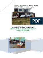 Plan Anual de Tutoría-2017
