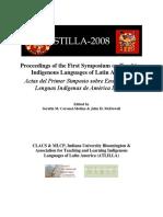 2008 STILLA Proceedings Ponencia Jorge Alderetes
