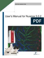 Nuance User Manual