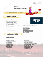 Adviento 2017 Oracion Diaria Infantil Maristas