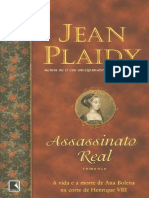 Jean Plaidy - Assassinato Real