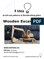 Wooden Excavator PDF