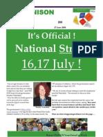 Barnet UNISON Voice  27 June 2008PDF Version