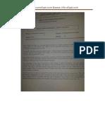 Examen de Fin de Formation Session 2015 Epreuve Anglais Variante 1 Niveau Technicien 3