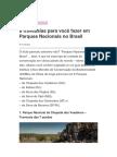6 Travessias Para Você Fazer Em Parques Nacionais No Brasil