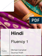 Campbell Michael, Noah Saumya.-glossika Hindi Fluency 1_ Complete Fluency Course
