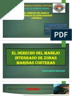 EL DERECHO DEL MANEJO INTEGRADO DE ZONAS MARINAS.pptx