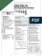 LFBN Hydac Filter