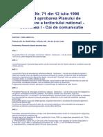 LEGEA Nr. 71_1996 - Sectiunea I