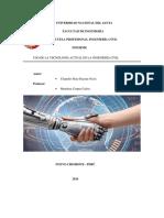 Usos de la tecnología actual en la ingeniería civil