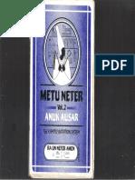 Metu Neter Volume 2 by Ra Un Amen Nefer (1)
