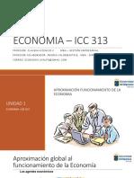 3.- UNA APROXIMACIÓN FUNCIONAMIENTO DE LA ECONOMIA - ECONOMIA UV