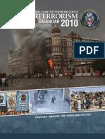 National Counter Terrorism Center Calendar 2010