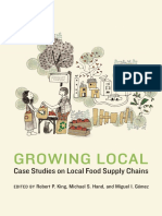 (Our Sustainable Future) Robert P. King, Michael S. Hand, Miguel I. Gomez-Growing Local_ Case Studies on Local Food Supply Chains-University of Nebraska Press (2015)