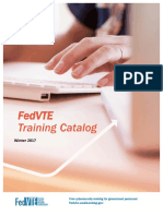 FedVTE Training Catalog