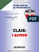CONTABILIDAD DE EMPRESAS DEL SISTEMA FINANCIERO CLASE 1-ACTIVO.pptx