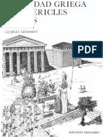 Grammat Georges - La Ciudad Griega Bajo Pericles Atenas