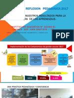 DIA DE REFLEXION DE LOS APRENDIZAJE  2017.pptx