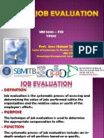 Job Evaluation Methds (Sep 16)