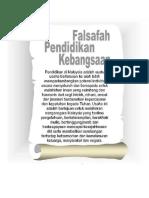 FALSAFAH 2017