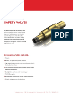 Product Tubing Safety Valves