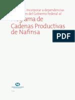 Folleto Cadenas Productivas