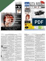 "Kuta Weekly-Edition 197 ""Bali""s Premier Weekly Newspaper"""