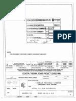 Sizing Data for ESP-- Boiler (El-137)