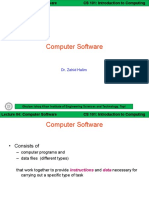 ITC Lect 04 [Computer Software]