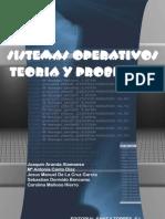 Sistemas Operativos Teoria Y Problemas