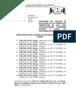 Solicitud de Suspension de Las Rubricas Cortesia Dr. Julio Reza. Cel 979001232 1